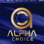 ALPHA CHOICE